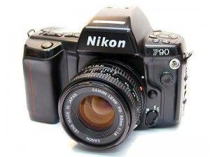 Canon FD Nikon