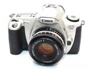 Nikon Canon EOS