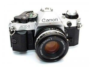 Nikon Canon FD