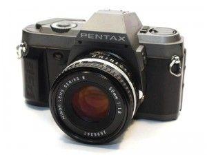 Nikon Pentax-K