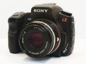 Nikon Sony