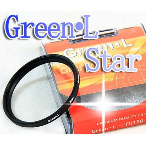 Filtro Star-4 52mm Green L