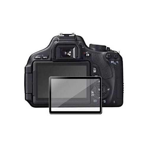 Jyc 550D Canon EOS 0,5mm Cristal Protector de Pantalla LCD Protección para la