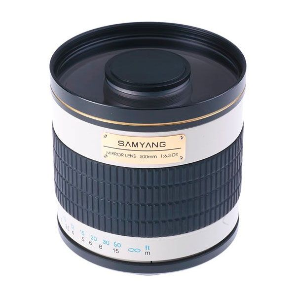 Samyang 500mm MC IF f/6.3 Mirror