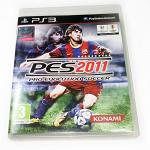 PlayStation PS3 PES 2011 en español