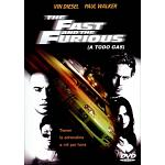 DVD A todo gas (The Fast and the Furious)