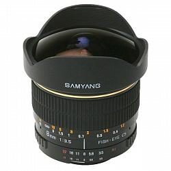 Samyang 8mm f/3.5 IF MC Aspherical Nikon