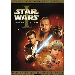 DVD Star Wars I