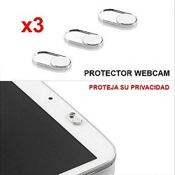 Protector cubre Webcam portatil tablet smartphone 1